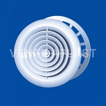 Plastový difuzor do stropu VP MV 200 PFs