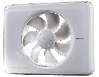 Ventilátor do koupelny Fresh Intellivent bílý