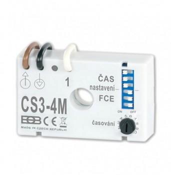 Časový spínač CS 3 - 4 M