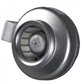 Radiální ventilátor do potrubí CK 125C