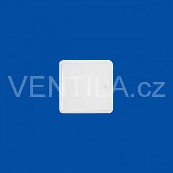 Plastová revizní dvířka First VP SI 200 x 200 Bílá