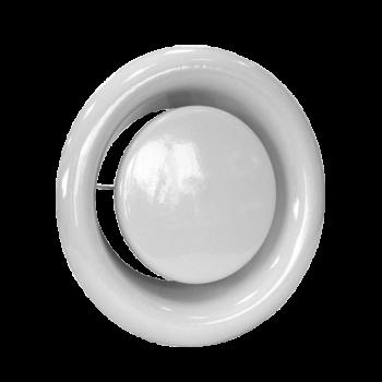 Kovový talířový ventil KKO Ø 200 odtah