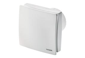 Ventilátor do koupelny s el. žaluzií ECA 100 ipro KB (Senzor pohybu)