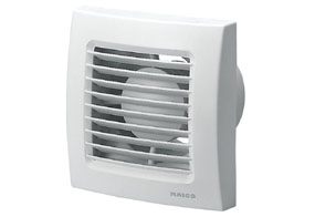 Ventilátor do koupelny Maico ECA 120 P (Spínání šňůrou)
