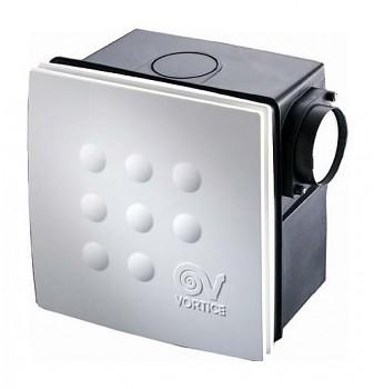 Radiální ventilátor do koupelny Vortice Quadro Micro 100 I ES