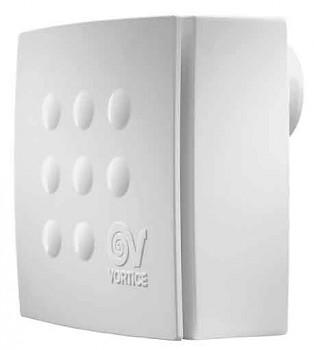 Radiální ventilátor do koupelny Vortice Quadro Micro 100 ES