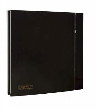 Soler&Palau SILENT 100 DESIGN Black CRZ 4C tichý