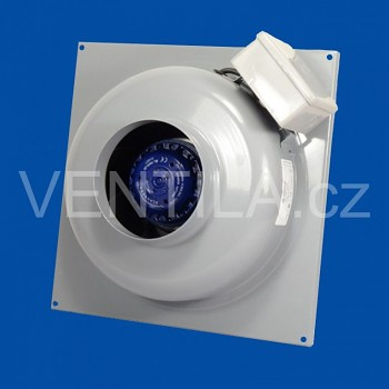 Radiální nástěnný ventilátor Vents VC-VN 150