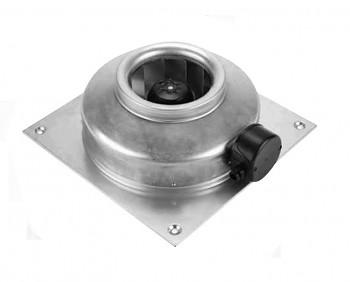 Radiální nástěnný ventilátor S&P RMQ 125 L