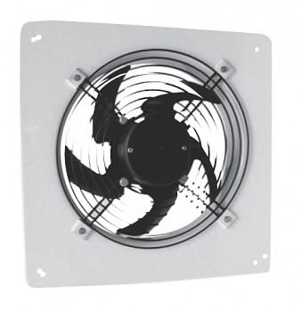 Nástěnný axiální ventilátor S&P HXBR/4-630