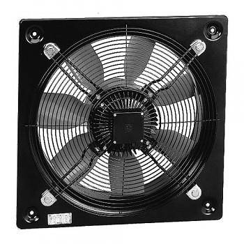 Nástěnný axiální ventilátor S&P HCFT/4-450 H