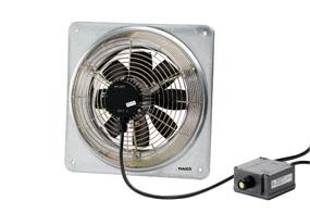 Axiální nástěnný ventilátor DZQ 20/2 B E Ex e