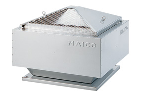 Radiální střešní ventilátor DRD 35/4 B