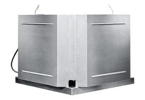 Střešní ventiltátor DRD 31 EC