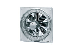 Axiální nástěnný ventilátor Maico DZQ 50/4 B