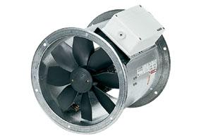 Axiální potrubní ventilátor Maico DZR 30/6 B