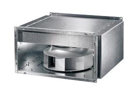 Odhlučněný kanálový ventilátor MAICO DSK 56 EC