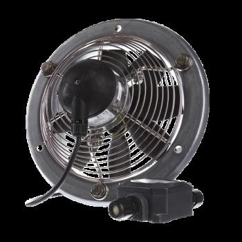 Axiální nástěnný ventilátor MAICO EZS 25/4 D