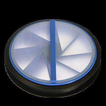 Ventila KZK-U 200 zpětná klapka s usměrňovačem