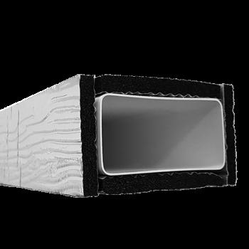 Izolace pro hranaté potrubí IZO 55x110/1500 HP