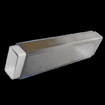 Izolované hranaté potrubí SET 60x204/1500